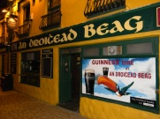 An Droicead Beag (The Small Bridge). The most colorful pub in all of Dingle.
