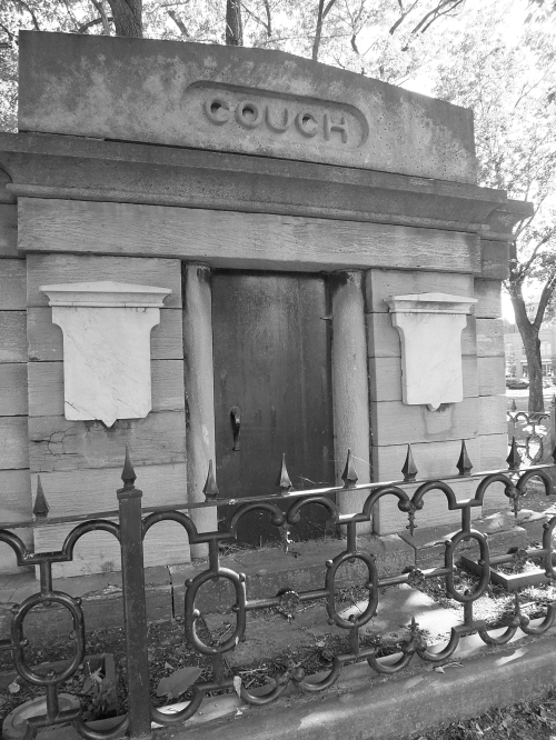 Ira Couch Tomb